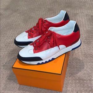 Hermès trail sneakers